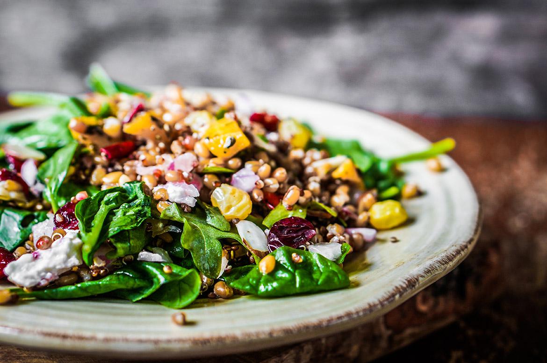 Quinoa & Roasted Vegetables Recipe